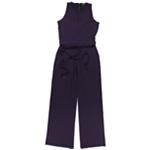 Ralph Lauren Womens Sleeveless Jumpsuit