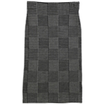 Ralph Lauren Womens Glen Plaid Wool Pencil Skirt