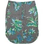 Ralph Lauren Womens Floral Pencil Skirt