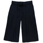 Ralph Lauren Womens Wide-Leg Culotte Pants