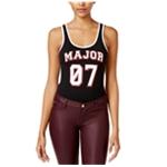 Material Girl Womens Major 07 Bodysuit
