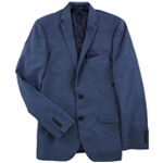 Nick Graham Mens Slim Fit Stretch Two Button Blazer Jacket