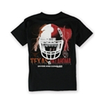 Delta Apparel Boys 2012 Red River Rivalry Graphic T-Shirt