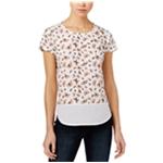 maison Jules Womens Butterfly Basic T-Shirt