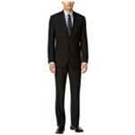 Kenneth Cole Mens Srtipe 2-Piece Formal Tuxedo