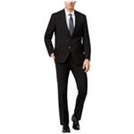 Kenneth Cole Mens Tonal-Stripe Tuxedo