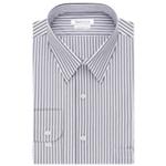 Van Heusen Mens Denim Stripe Button Up Dress Shirt
