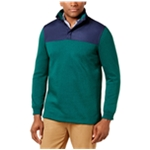 Club Room Mens Colorblocked Knit Sweater