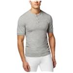 Club Room Mens Slub Henley Shirt