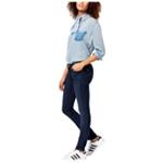 DL1961 Womens Amanda Skinny Fit Jeans