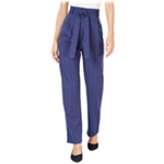 Leyden Womens Paperbag Dress Pants