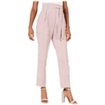 Leyden Womens Reggie Tie Casual Trouser Pants