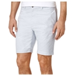 Club Room Mens Copeland Pinstripe Casual Walking Shorts