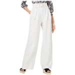 Leyden Womens Striped Casual Trouser Pants