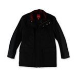IZOD Mens Wool-Blend Pea Coat