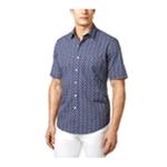 Club Room Mens Multi-Sport SS Button Up Shirt
