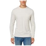 Club Room Mens Stripes Basic T-Shirt