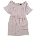 Nanette Lepore Womens Jacquard Bodycon Dress