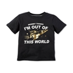 Carter's Boys I'm Outta This World Graphic T-Shirt