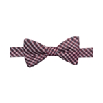 Countess Mara Mens Gingham Bow Tie