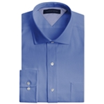 Tommy Hilfiger Mens Easy Case Empire Button Up Dress Shirt