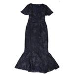 Ralph Lauren Womens Amaria Gown Dress