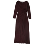 Ralph Lauren Womens Jillie Gown Dress