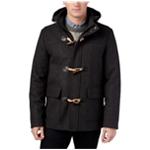 Club Room Mens Wool Hooded Field Jacket