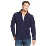 Club Room Mens FZ Fleece Jacket