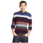 Club Room Mens Wool Multi-Striped Pullover Sweater