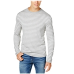 Club Room Mens Silk Blend Knit Basic T-Shirt