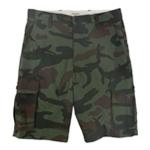 Dockers Mens Camo Casual Chino Shorts