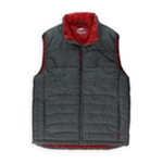 Pacific Trail Mens Solid Puffer Vest
