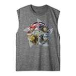 Nickelodeon Boys Out Of The Shadows Muscle Tank Top