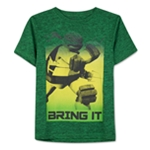 Nickelodeon Boys Bring It Graphic T-Shirt