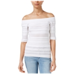 maison Jules Womens Knit Pullover Sweater