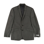 Kenneth Cole Mens Tic Two Button Blazer Jacket