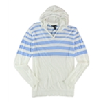 I-N-C Mens Knit Hoodie Sweatshirt