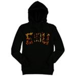 Ecko Unltd. Womens Leopard Pullover Hoodie Sweatshirt