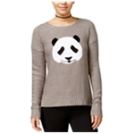 Oh MG! Womens Pullover Knit Sweater