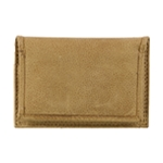 Tasso Elba Mens Magnetic Coin Card Case Wallet