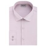 Kenneth Cole Mens Techni-Cole Button Up Dress Shirt