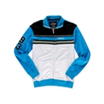Ecko Unltd. Mens Colorblock Full Zip Track Jacket