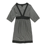 Style&co. Womens Paris A-line Dress