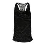 Sequin Hearts Womens Glitterati Girl Pleated Dress