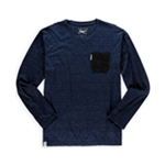 Marc Ecko Mens Astor's Pocket Basic T-Shirt