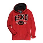 Ecko Unltd. Mens Big Brand Arch Full Zip Hoodie Sweatshirt