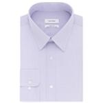 Calvin Klein Mens Performance Button Up Dress Shirt
