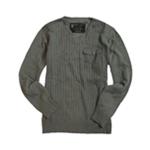 Marc Ecko Mens V-neck Cadet Knit Sweater