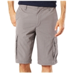Dockers Mens Big & Tall Casual Cargo Shorts
